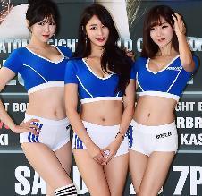 이은혜 '눈길'... 임지우-최슬기 '핫바디 3인방' 숨 막히는 몸매 대결 승자는?